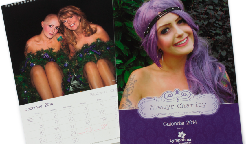 Charitys Calender