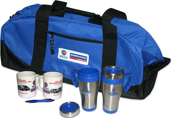Guest Sherwood Promo Products