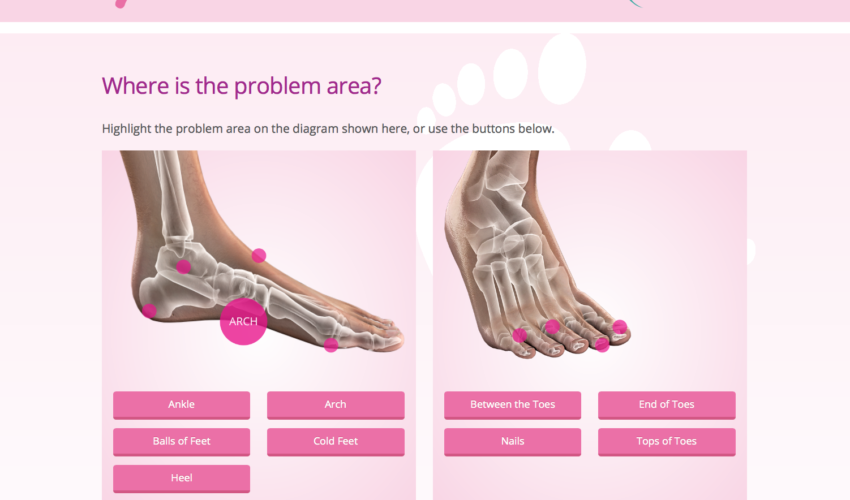 Common Footcare Problems