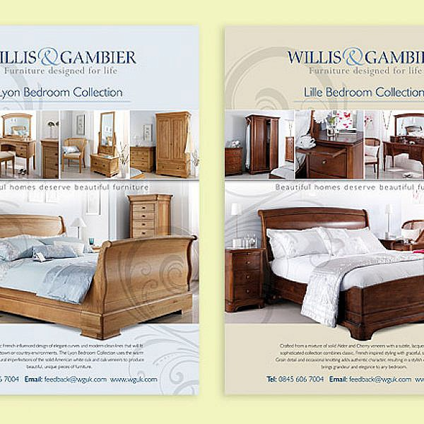 Willis and Gambier Adverts