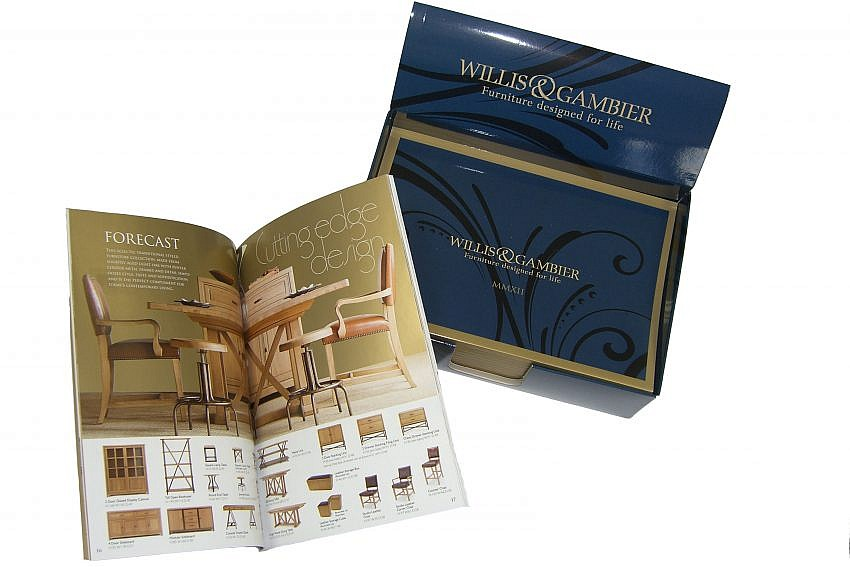 willis and gambier brochure