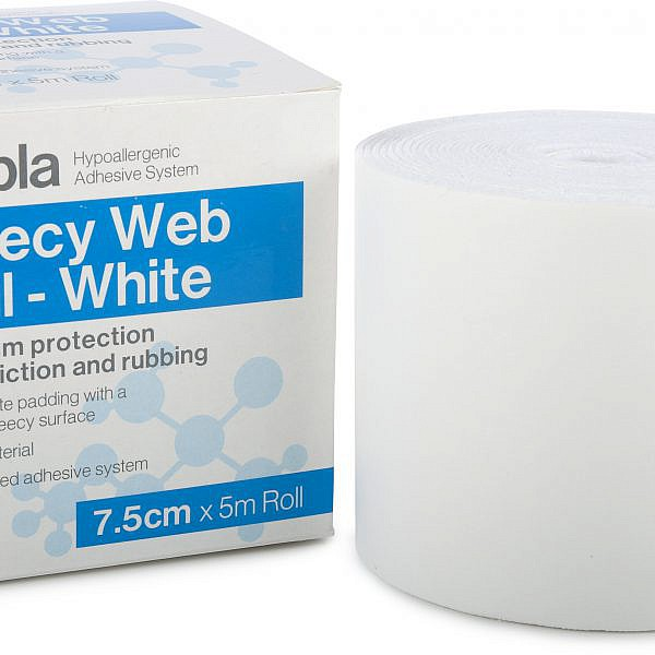Hapla Fleecy Web Box Packaging Design Thumbnail