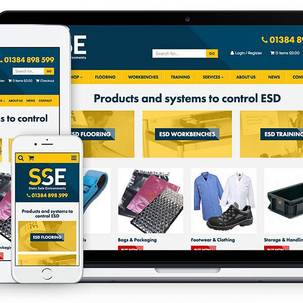 Static Safe Environments Website