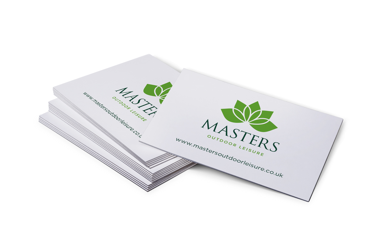Masters Branding Design by Zig Zag Advertising, A Midlands Creative Agency