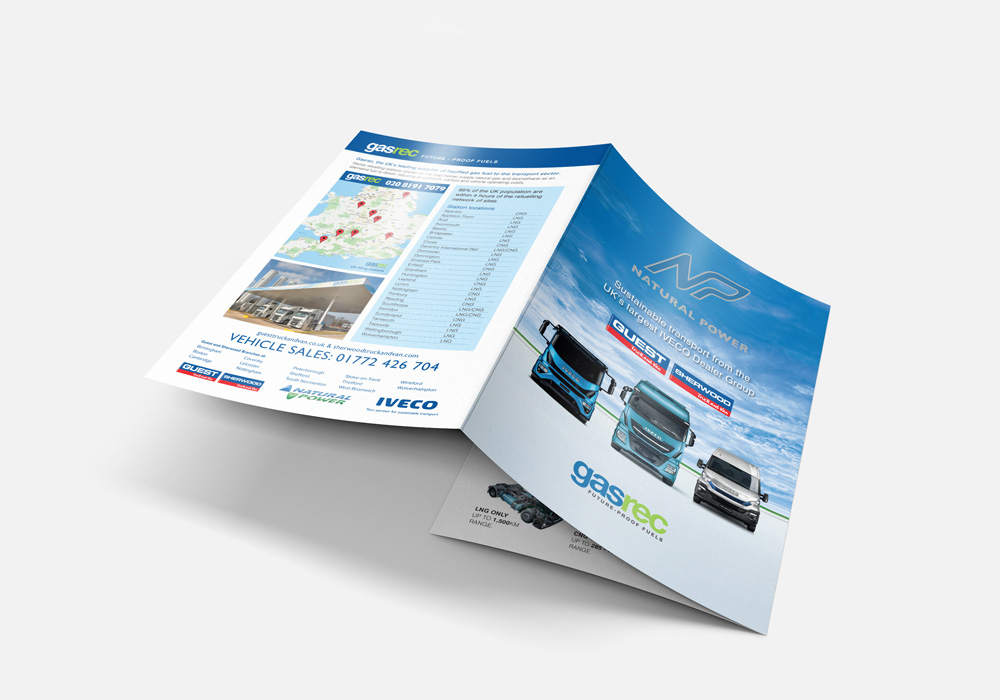 GasRec Natural Gas Brochure