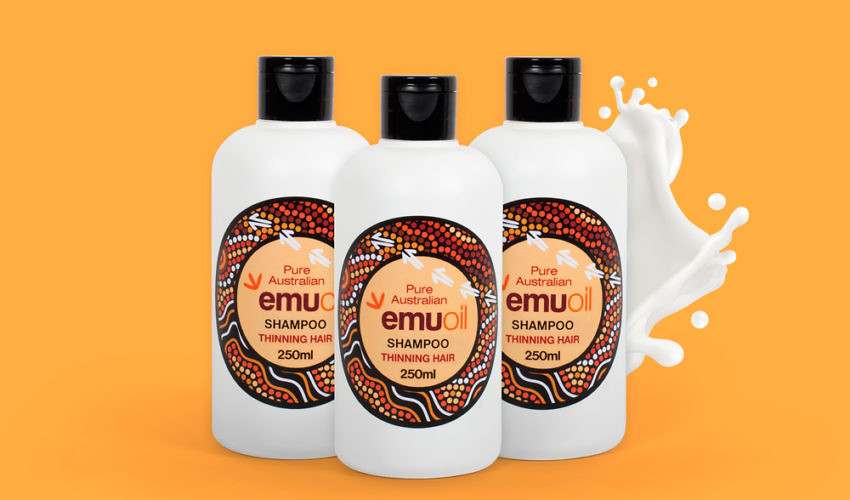 Emu Oil Labels
