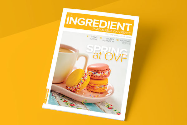 The Ingredient Q1 2018