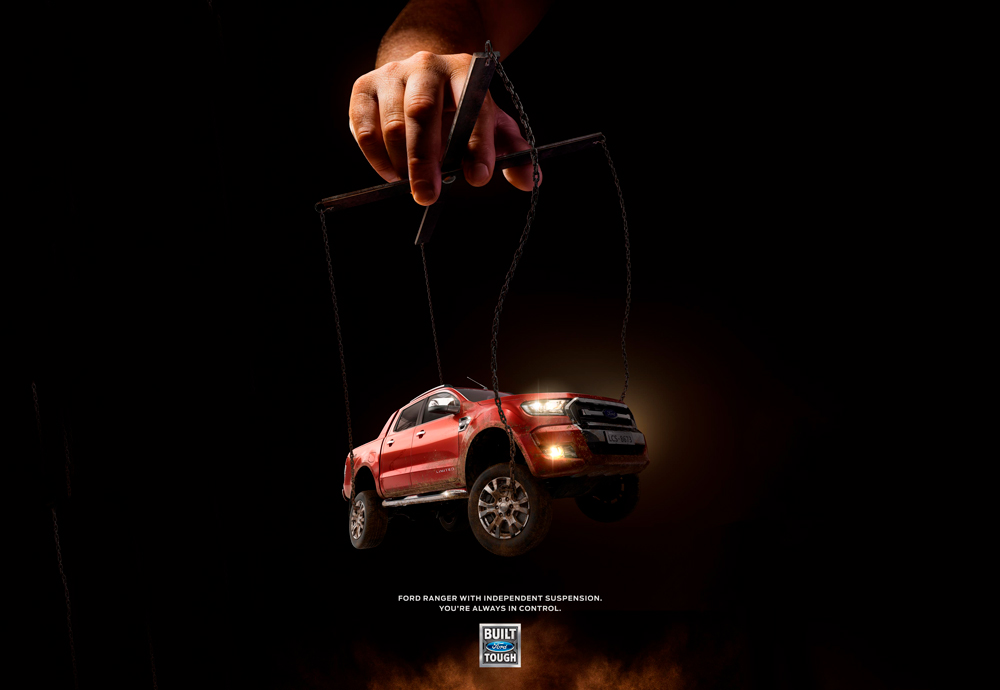 New Ad from Ford - You're Always In Control