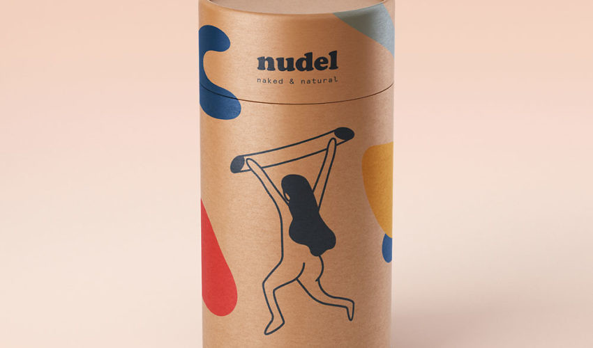 Packaging Design - Nudel Pasta