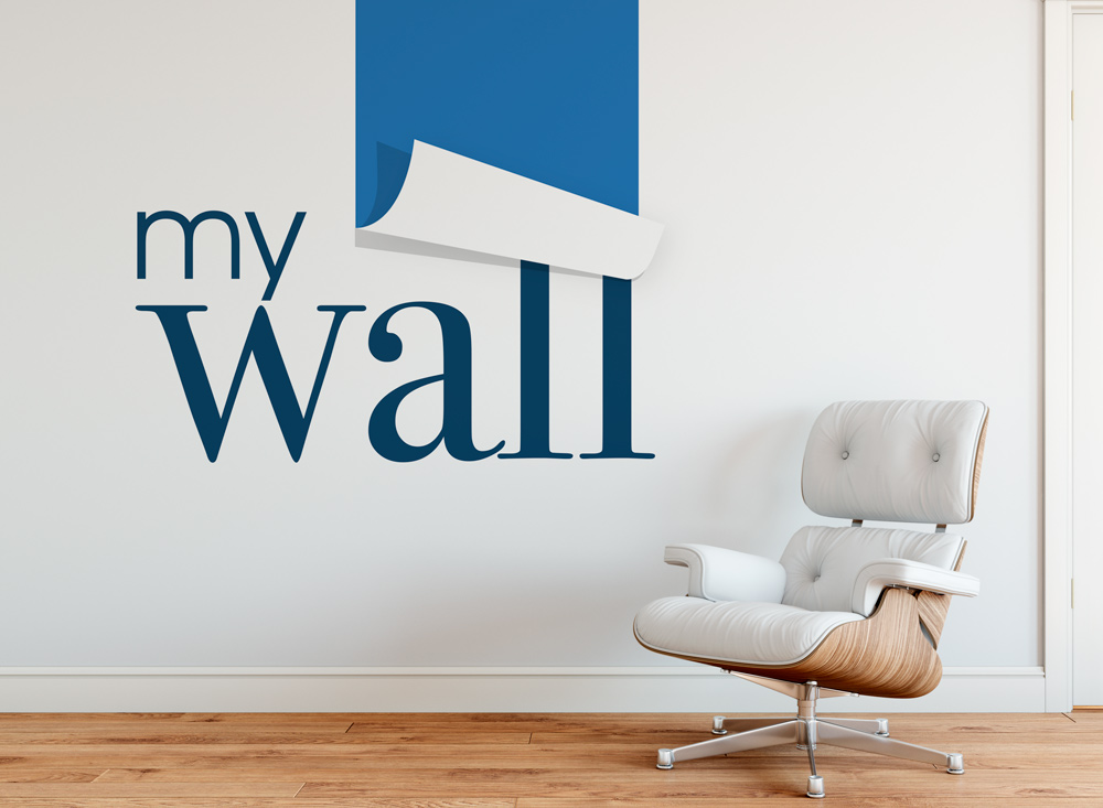 My Wall Logo