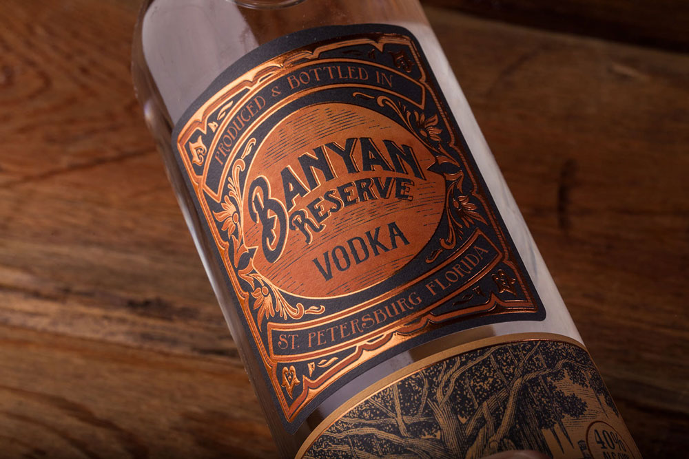 Banyan Vodka