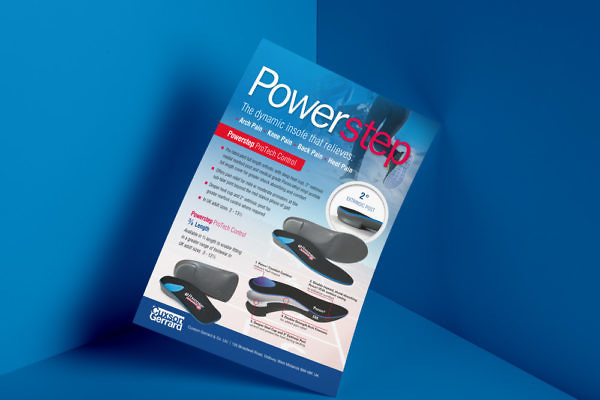 Powerstep Flyer