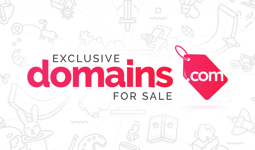 Exclusive Domains Logo